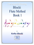 NEW!   Blocki Flute Method Student Book 1  5th Edition (COPY)